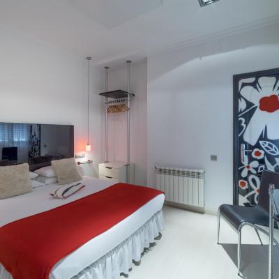 Habitación Doble Estándar - Hostal en el centro de Madrid - Hostal Santo Domingo¨¨¨¨¨¨¨¨