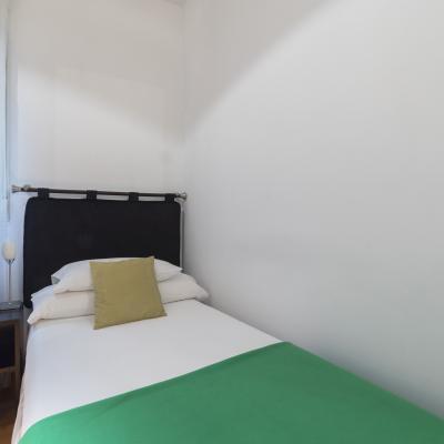 Habitación Individual - Hostal en el centro de Madrid - Hostal Santo Domingo¨¨¨¨¨¨¨¨