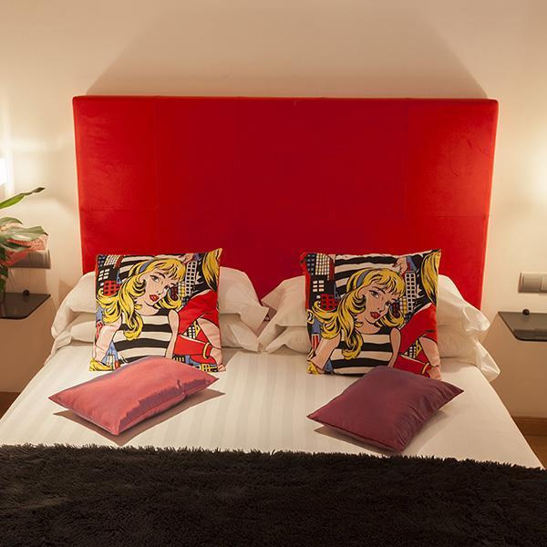 Habitaciones- Hostal en el centro de Madrid, junto a Callao y Gran Vía - Hostal Santo Domingo¨¨¨¨¨¨¨¨